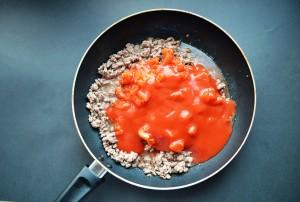 Zapiekanka z makaronu i warzyw fitness
