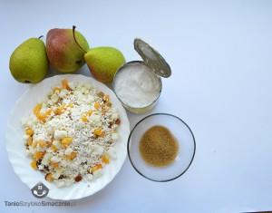 Ryż kokosowy z karmelizowanymi gruszkami_01a