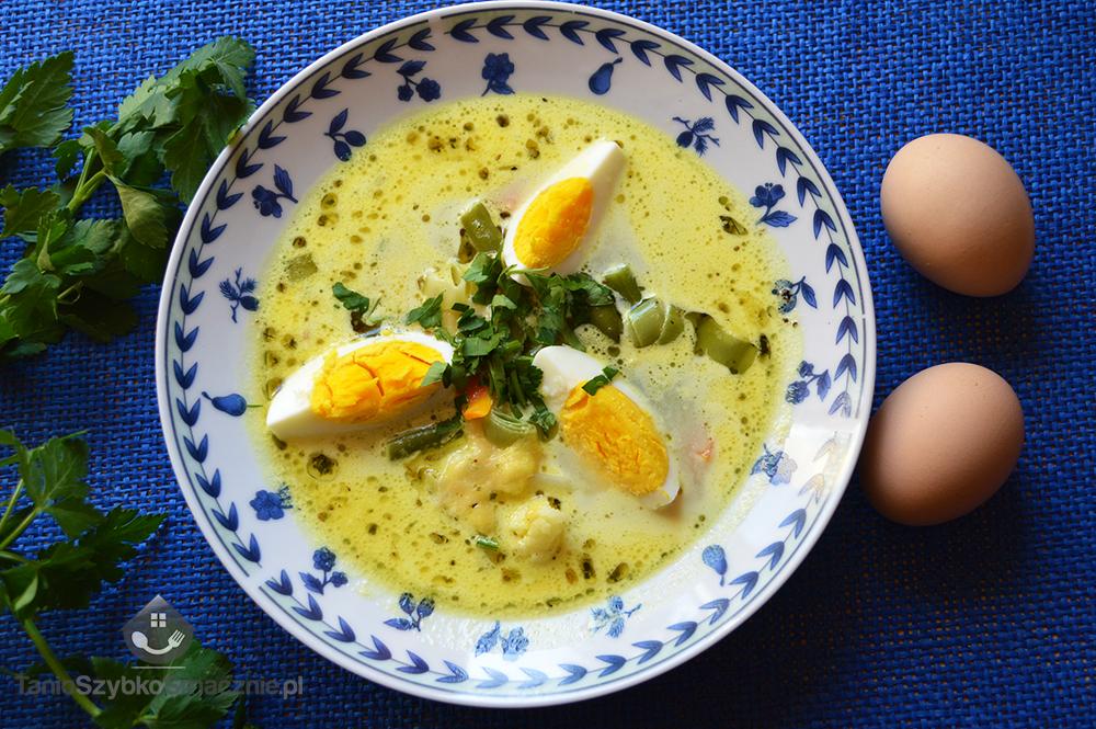 Szybka zupa jarzynowa z jajkiem i serem żółtym_03a