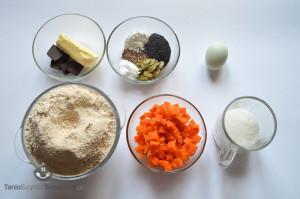 Ciasteczka marchewkowe z mąki orkiszowej_01a