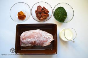 Polędwiczki wieprzowe faszerowane szpinakiem i suszonymi pomidorami_01a