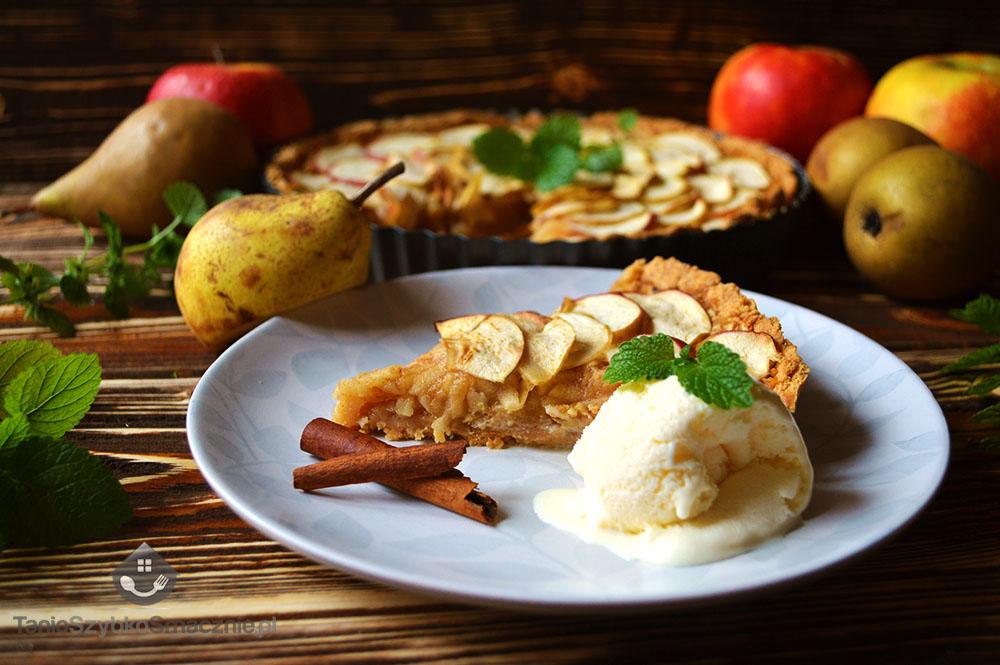 Tarta jabłkow-gruszkowa z orzechami_09a