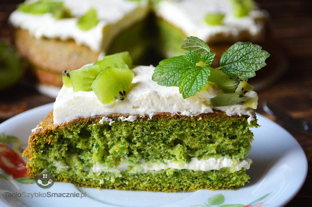 Zielone ciasto szpinakowe_06a