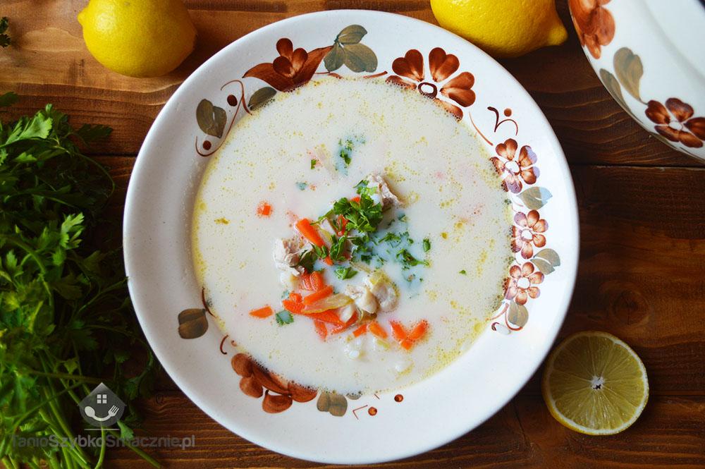 Zupa cytrynowa z kurczakiem_03a