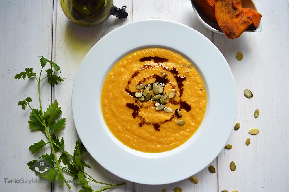 Zupa dyniowa z marchewką i imbirem_01a