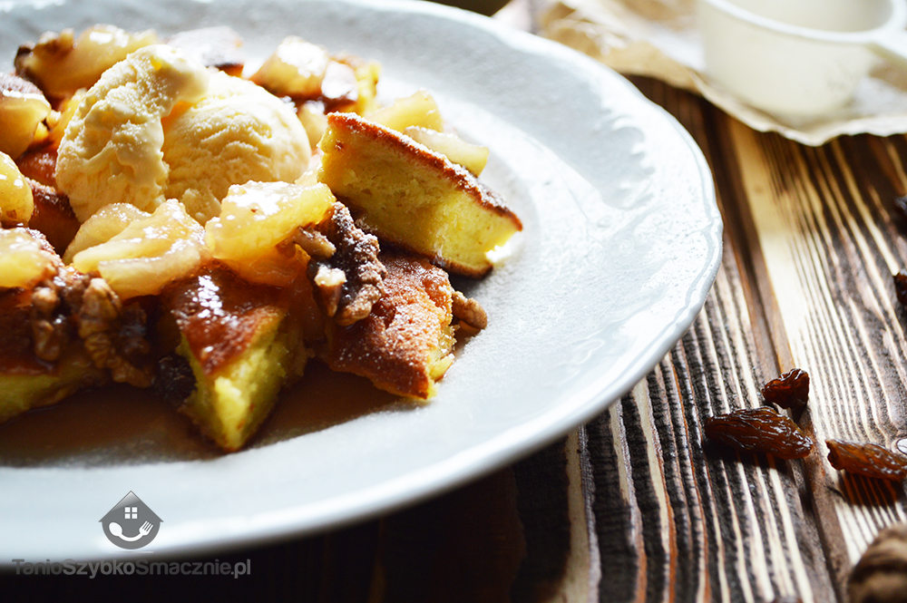 Deser z omleta i lodów_05