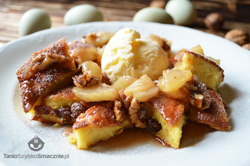 Deser z omleta i lodów_06a