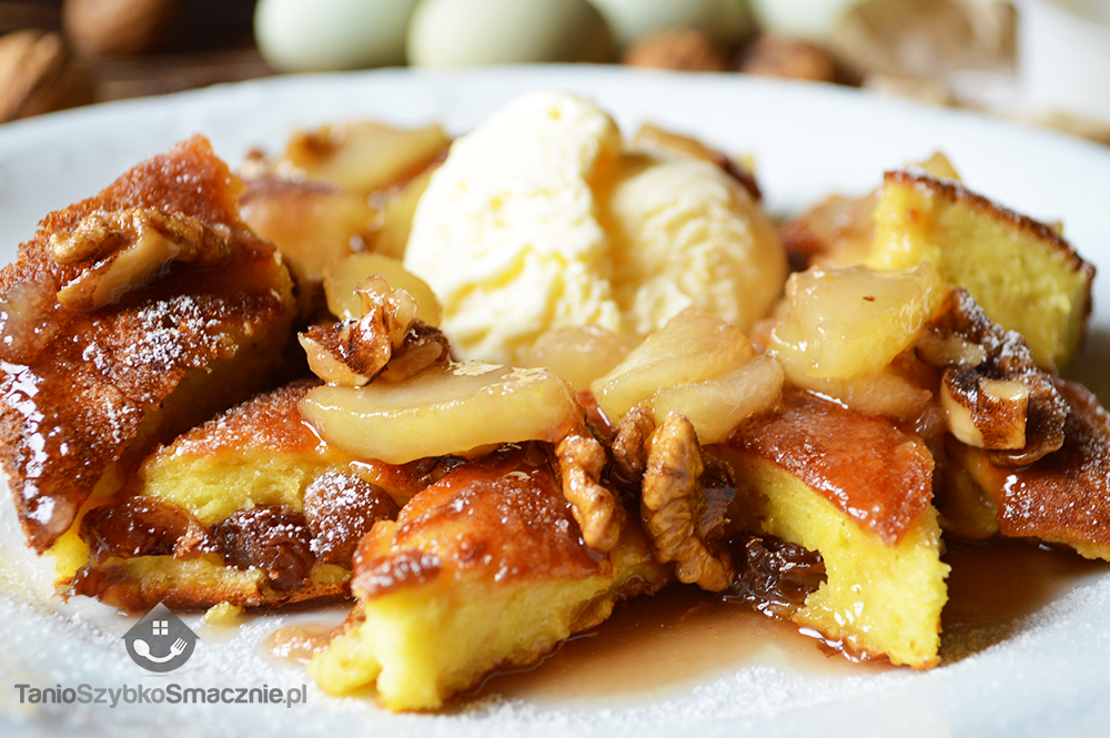 Deser z omleta i lodów_07a