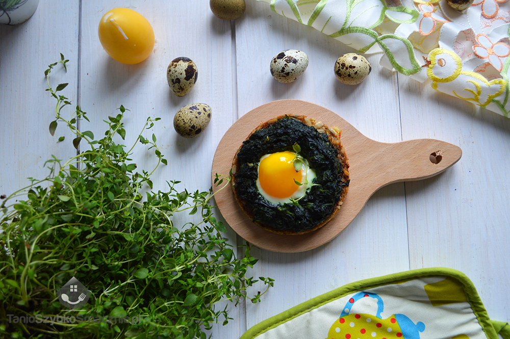 Jajko sadzone w szpinakowym gnieżdzie_05a