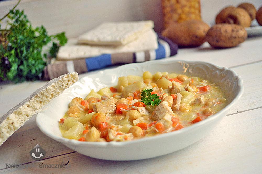 Potrawka z kurczaka z marchewką i masłem orzechowym_01a