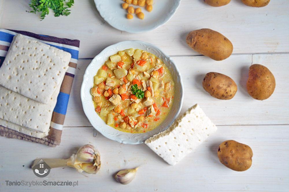 Potrawka z kurczaka z marchewką i masłem orzechowym_02a