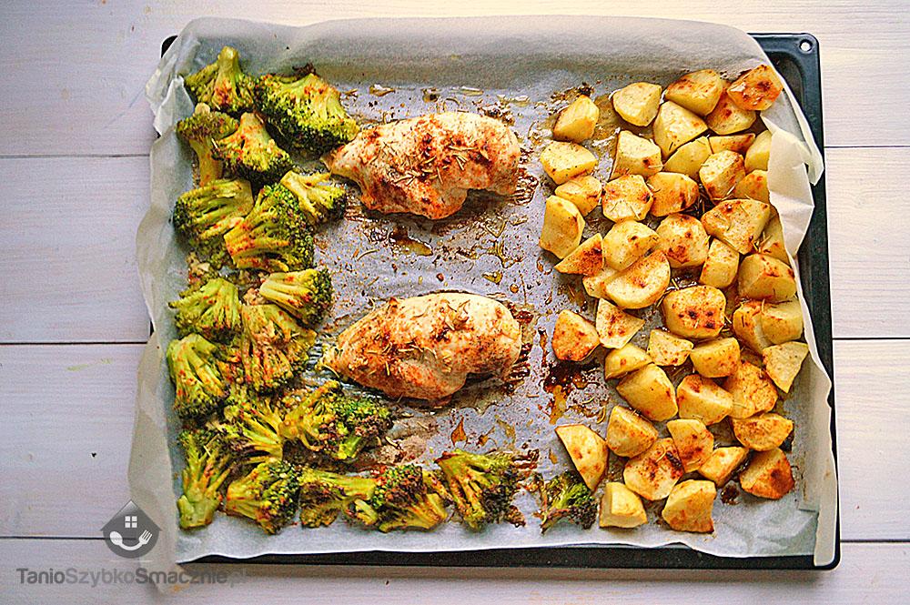 Ziemniaki, kurczak, brokuły_01a