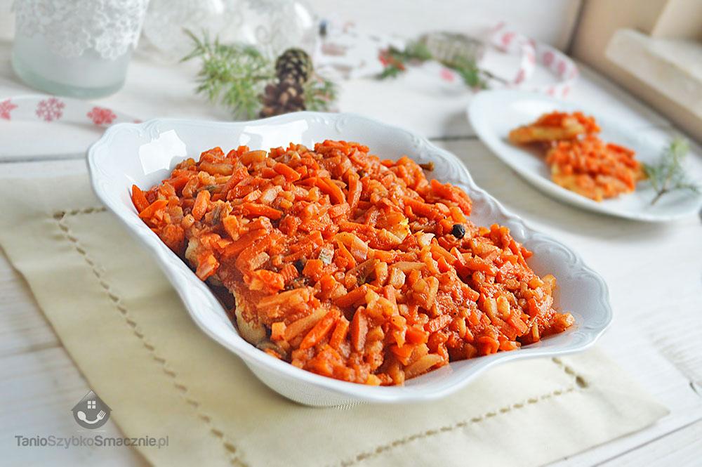 Święta, szybka kolacja