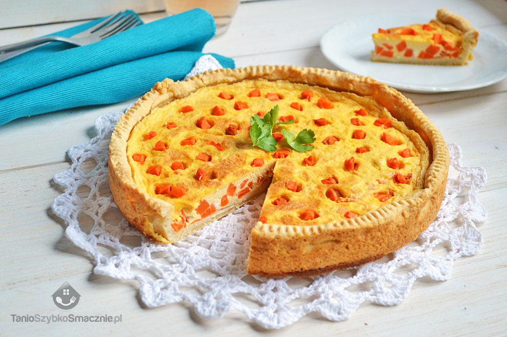 Tarta z serem i marchewką_02a