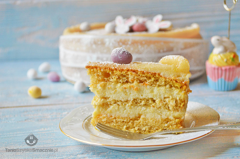 Wiosenny tort
